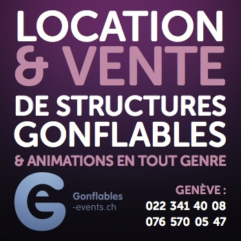 Gonflables Events